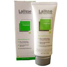 Sữa rửa mặt kiềm dầu cải thiện mụn Lalisse oil control cleanser