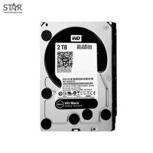 Ổ cứng HDD Western 2TB Black Chính Hãng (WD2003FZEX)