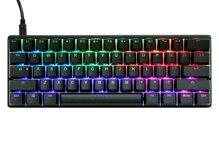Bàn phím cơ Vortex Pok3r (Poker 3) RGB Black Brown switch