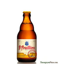 Bia St. Feuillien Blonde chai 330m ( 7.5% )