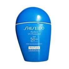 Kem chống nắng Shiseido Perfect UV Protector WetForce HydroFresh SPF50+/PA++++ 50ml