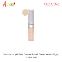 Kem che khuyết điểm Cezanne Stretch Concealer màu 10_8g