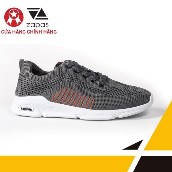 Giày Nam Đẹp Thể Thao Sneaker Thời Trang Zapas - GS105 (Xanh)