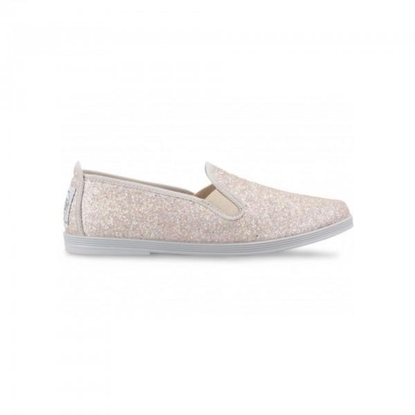 Giày Lười Flossy Orba (Gold Kim Tuyến)
