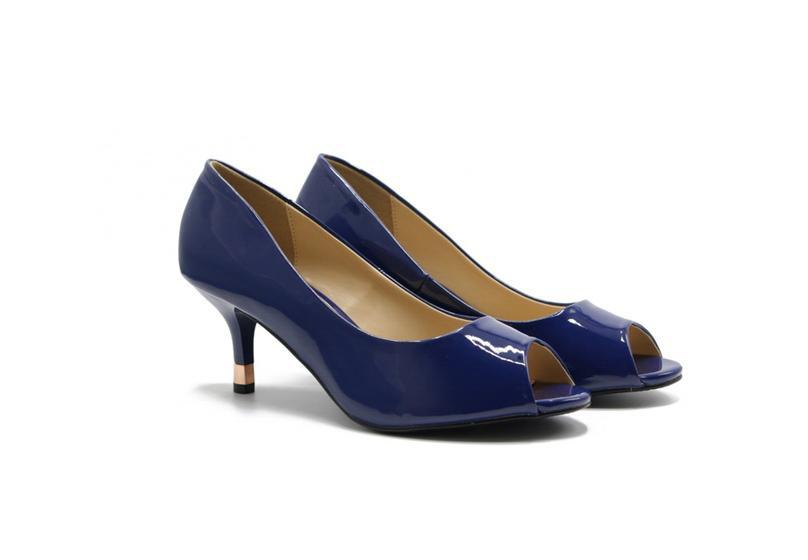Giày Hở Mũi Thời Trang HM0003 Sablanca