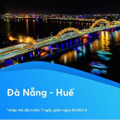 Tuyến Đà Nẵng - Huế