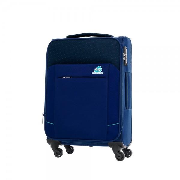 Vali vải Kamiliant DJ3*01006 Motivo TSA - Size Trung 70/26 Exp - Màu Xanh