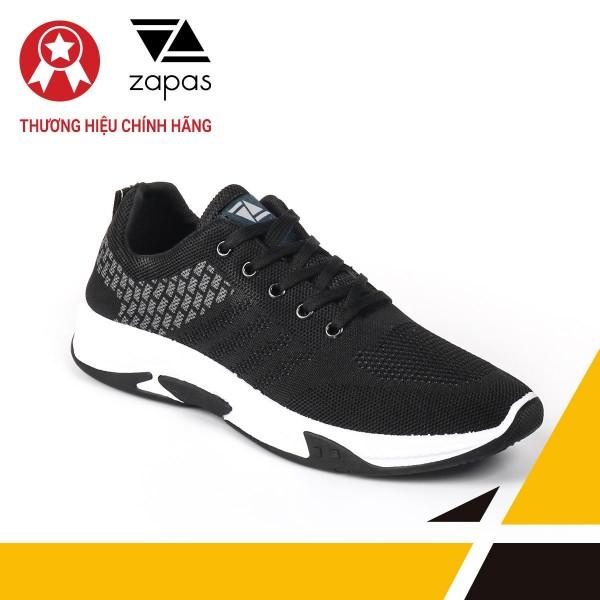 Giày Nam Đẹp Thể Thao Sneaker Thời Trang Zapas - GS103 (Đỏ)