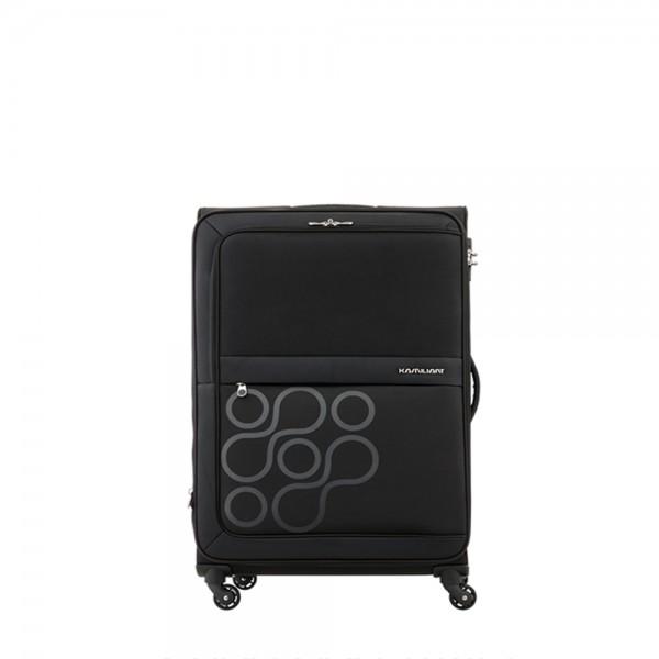Vali Kamiliant 60O*09001 Venda Spinner 58/21 TSA - Size Cabin - Black