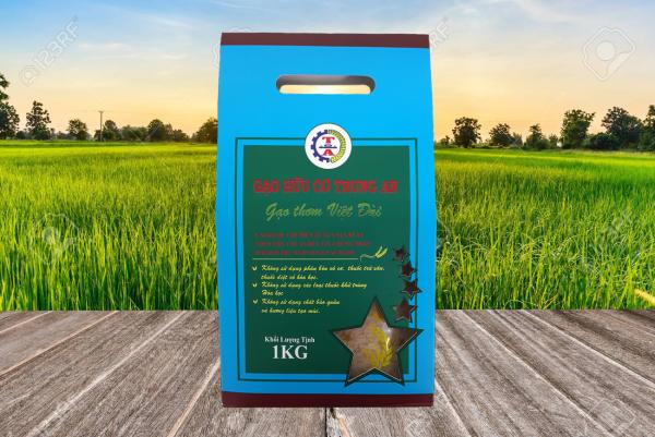 Gạo Hữu Cơ Việt Đài (3kg) - ĐS Cần Thơ