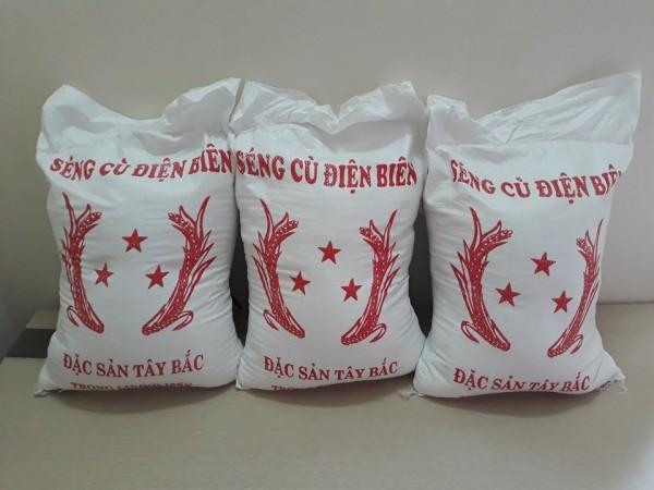 Combo mua 10kg gạo séng cù Điện Biên Tặng 1kg
