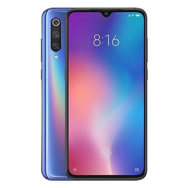 Điện Thoại Di Động Xiaomi Mi 9 (6-64GB) Màu Xanh Dương