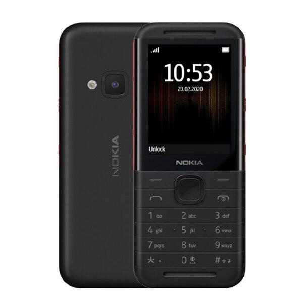 Điện Thoại Di Động Nokia 5310 Black-Red/White-Red