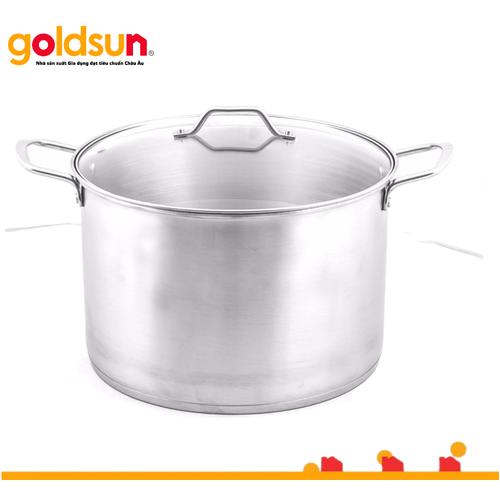 Nồi Luộc gà Inox Goldsun GH26