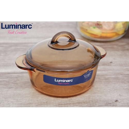 Nồi thủy tinh Luminarc Amberline Granite 1L-C6317 - 1465676