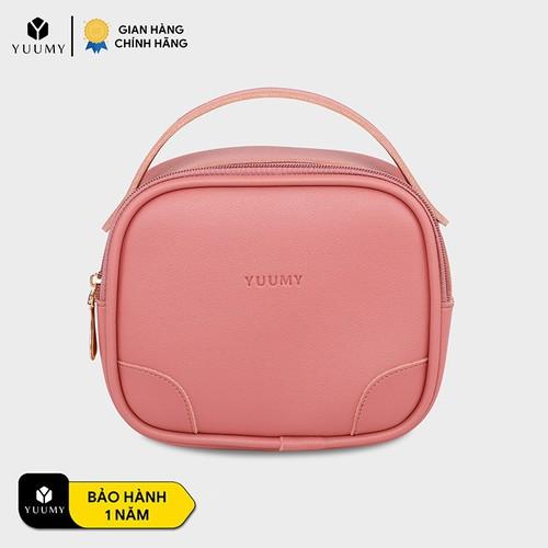 Túi đeo chéo nữ thời trang đa năng YUUMY YN43 nhiều màu