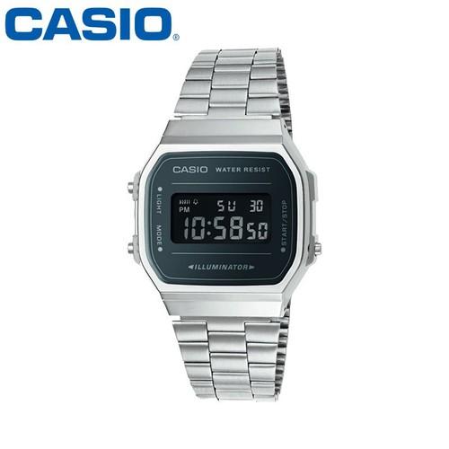 Đồng hồ Casio Unisex A168WEM-1DF chính hãng - A168WEM-1DF