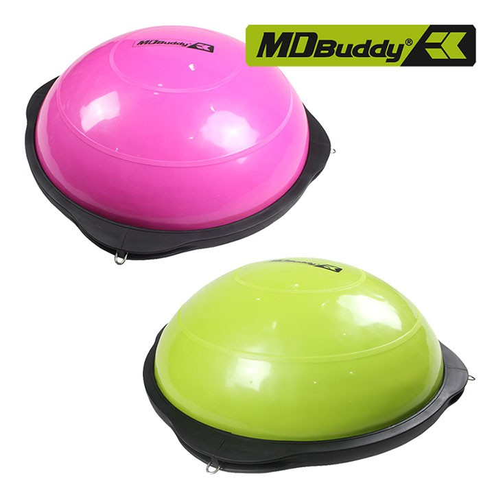 Bóng tập YOGA Bosu ball MDBuddy MD1215